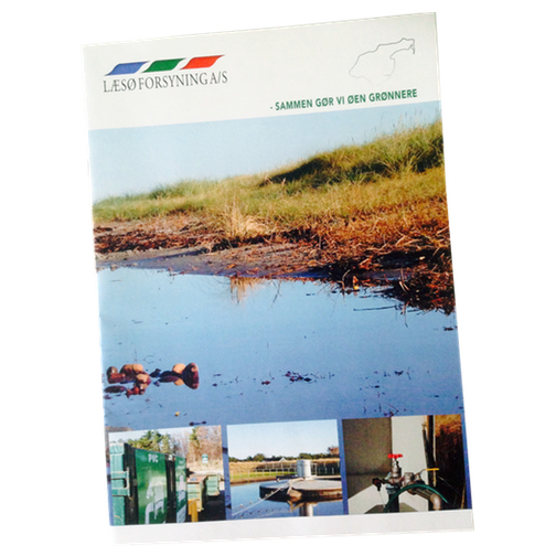 Brochure for Læsø Forsyning A/S