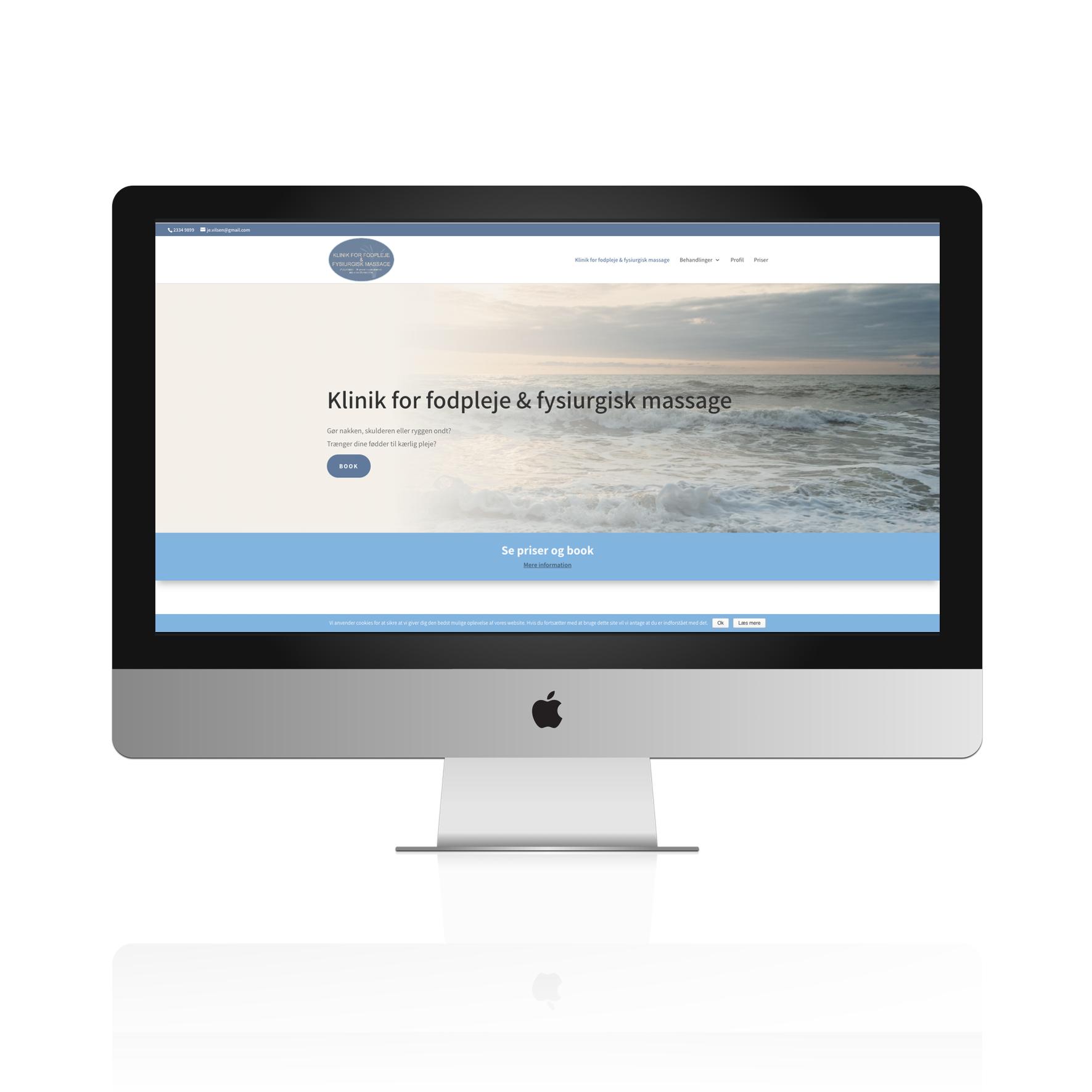 grafisk design annonce af R Stjerne